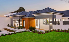 Display Home in Perth