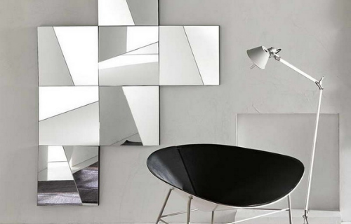 WD - mirror art Ross North Homes